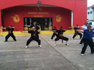 Shaolin Institute New Orleans Campus
